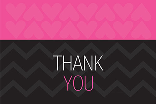 Thank You Card – 04