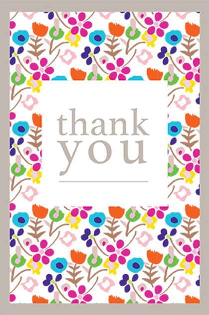 Thank You Card – 08