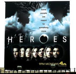 Heroes Billboard, NY & LA Markets