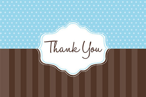 Thank You Card – 06