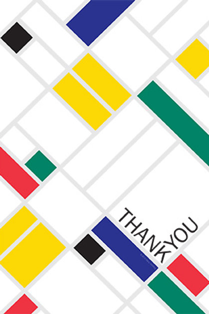 Thank You Card – 01