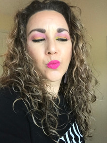 Going for Pink
