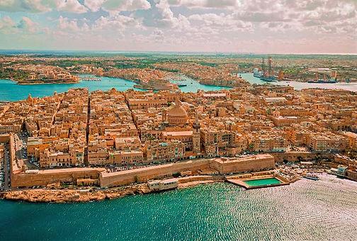 Trip-to-Valetta-Malta-aerial-photograph.