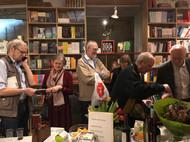 Volante - vilken trevlig bokhandel!