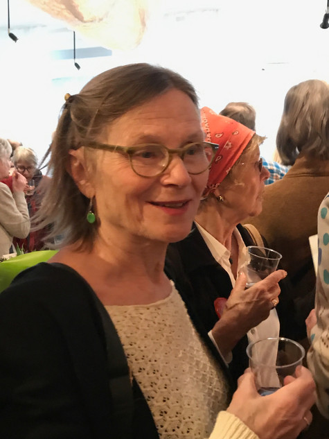 Lilian Edvall