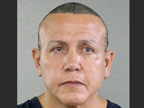 Pipe-bomb mailer targeted Trump critics sentenced to 20 years prison