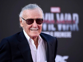 Stan Lee may have a street named after him in the Bronx