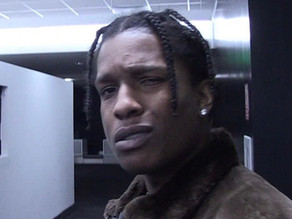 A$AP Rocky Charged With Assault in Sweden