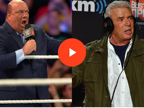 Exclusive: Paul Heyman and Eric Bischoff Named WWE Executive Directors, Will Run WWE TV