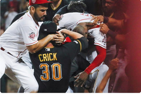 Pirates, Reds await suspensions for latest brawl