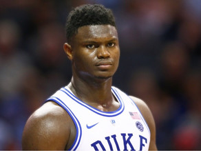 The NBA's top prospect, Zion Williamson, has filed a lawsuit against the NBA