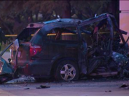 1 dead after car slams into McCormick Place