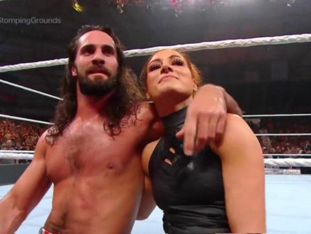 WWE champions Seth Rollins, Becky Lynch announce engagement on social media