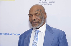 Mike Tyson Says He Smokes 'About' $40K of Marijuana Every Month