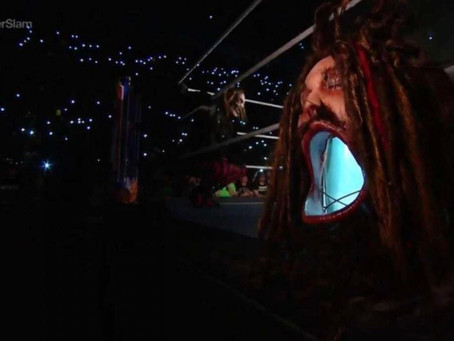 WWE Seem To Confirm The Fiend Lantern Is Here To Stay