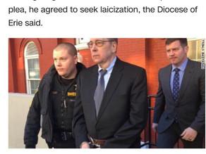 Pope Gets Defrocked