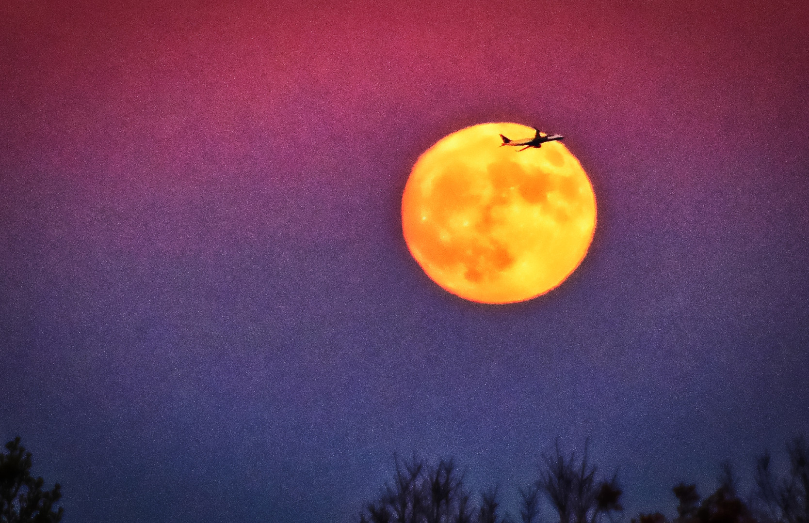 Fly Me to the (Super) Moon