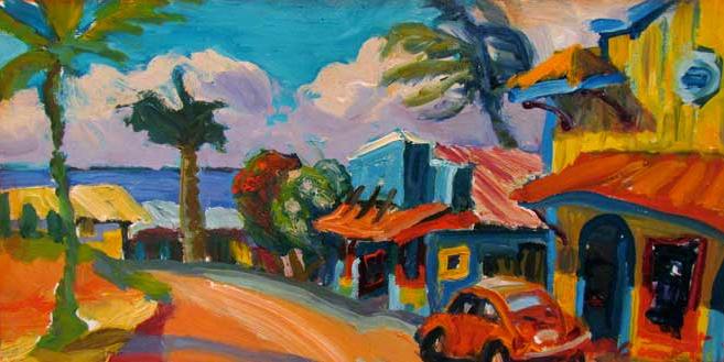 Paia Town Study