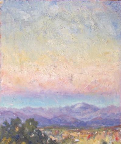 Santa Fe Sunrise