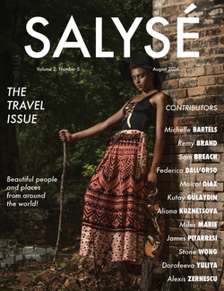 Salyse Magazine Cover