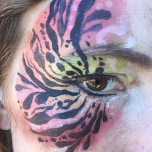 Flora and Fauna Eye