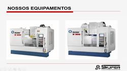 Nossos equipamentos