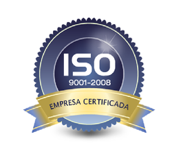 Empresa certificada ISO 9001:2008