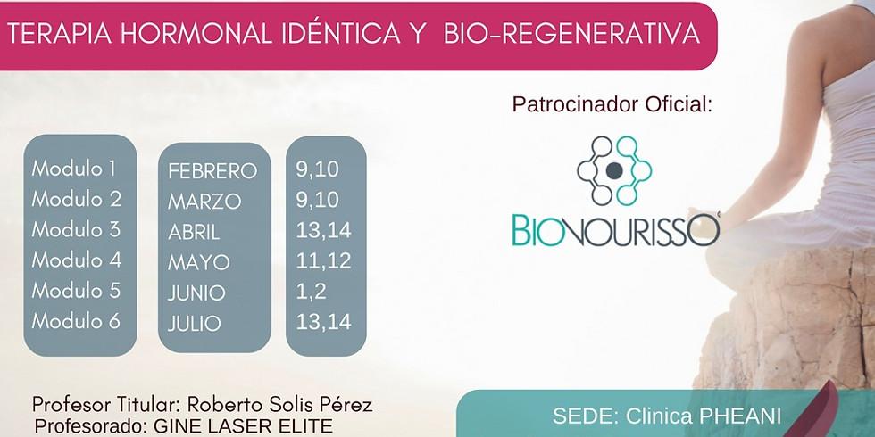 Módulo 1   VER   Diplomado en Terapia Hormonal Identica y Bio-Regenerativa