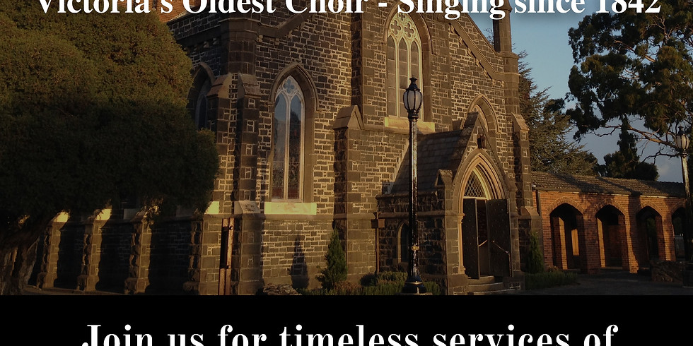 Choral Evensong: 26 April