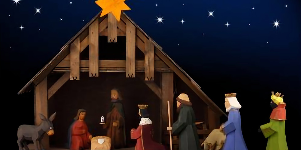 Nativity Service with St Mary's Pre-School