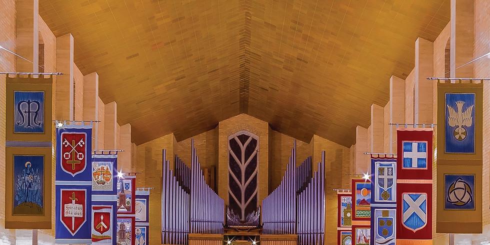 Grand Organ Master Series presents Christopher Cook