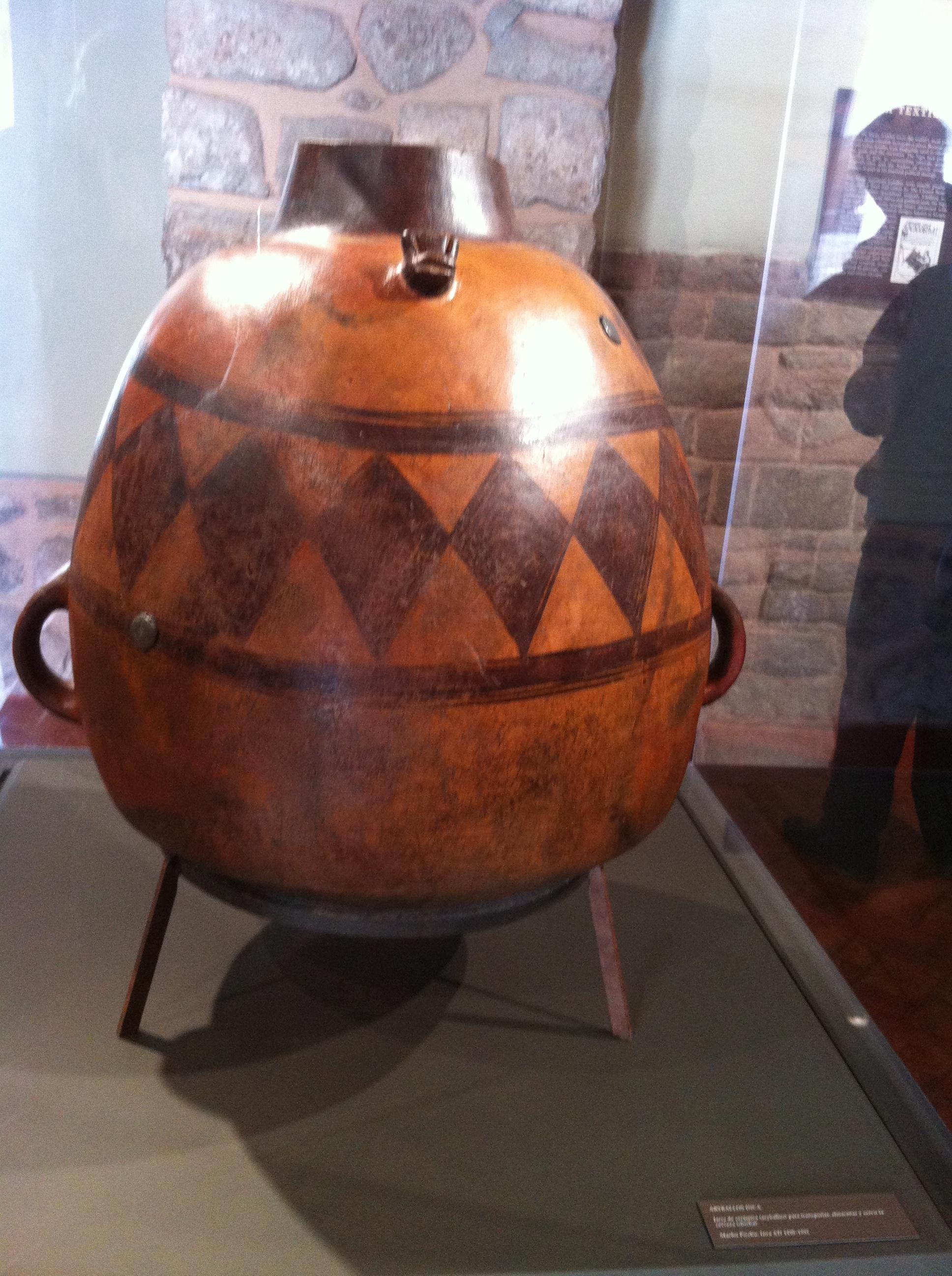 Machu Picchu Museum Cusco: Aribalo