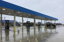 New Fuel Station