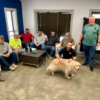 Wagner Site Division Completes HAZWOPER Certification