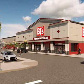 Contract Awarded to Build BJ's Wholesale Club in South Fayette