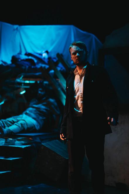 Set Design for Don Giovanni (2019)