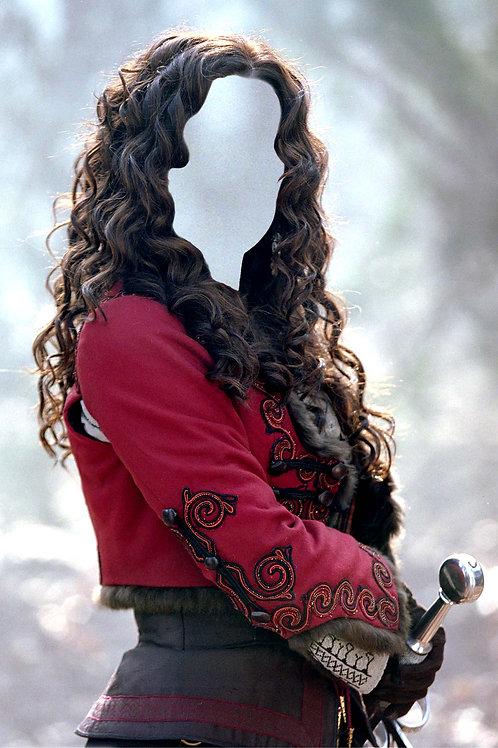 Художествееная обработка в костюм, №142