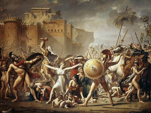 Давид, Жак-Луи (1748 Париж - 1825 Брюссе,30х40 см.