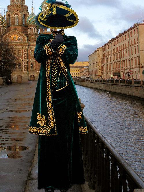 Художествееная обработка в костюм, №253