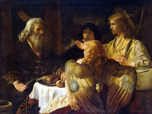 Рембрандт Харменс ван Рейн Викторс, Ян , 30х40 см.