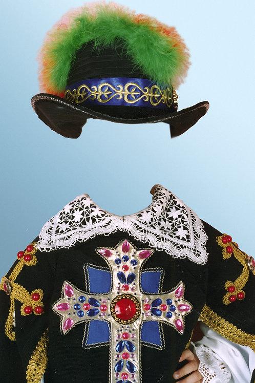 Художествееная обработка в костюм, № 41