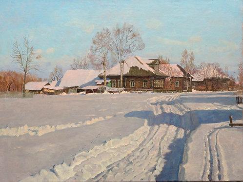 Derevnya_2006_by_Nikolay_Anokhin, 30х40