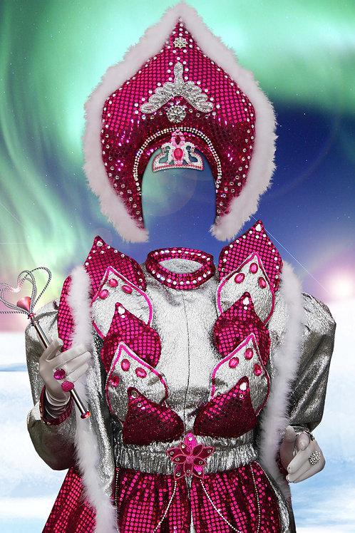 Художествееная обработка в костюм, №123