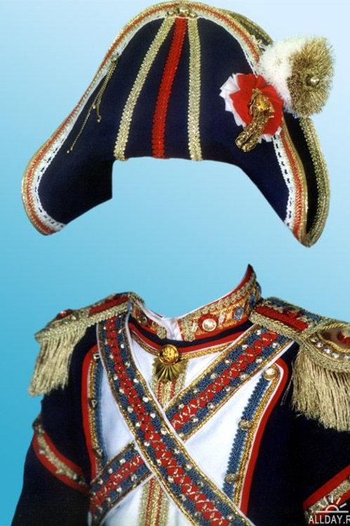 Художествееная обработка в костюм, №7