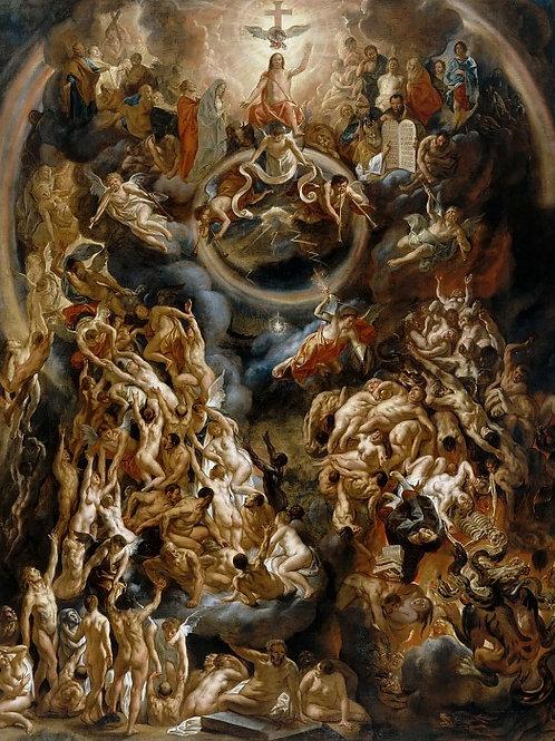 Йорданс, Якоб (Антверпен 1593-1678) -- - 30х40 см.