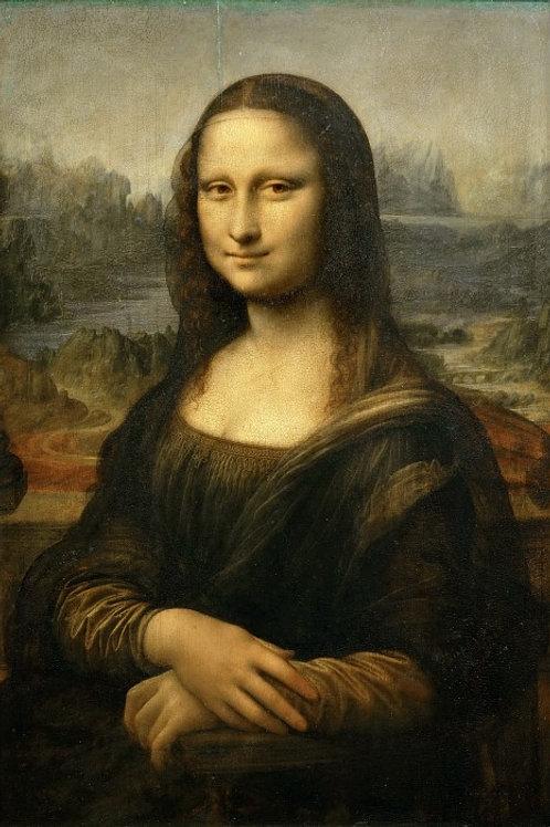 Леонардо да Винчи (1452 Винчи - 1519 за- 30х40 см.