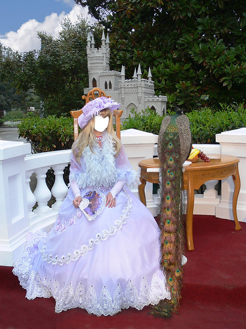 Художествееная обработка в костюм, № 151