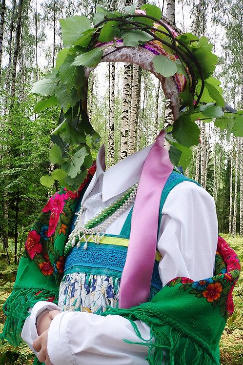 Обработка в костюм, № 846