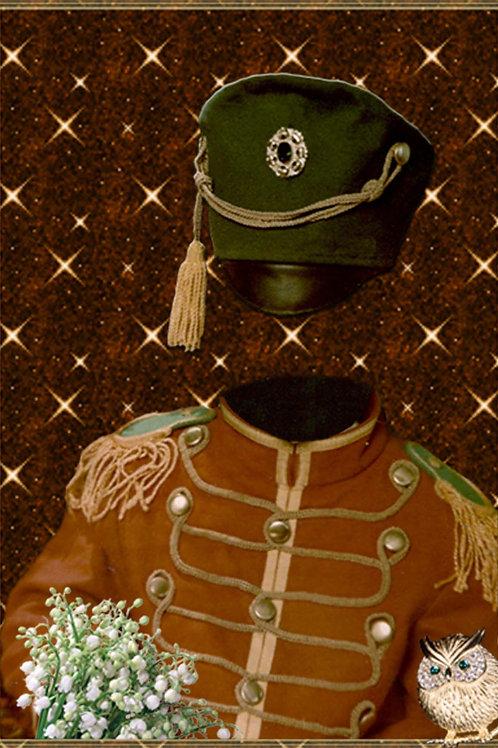 Художествееная обработка в костюм, № 346