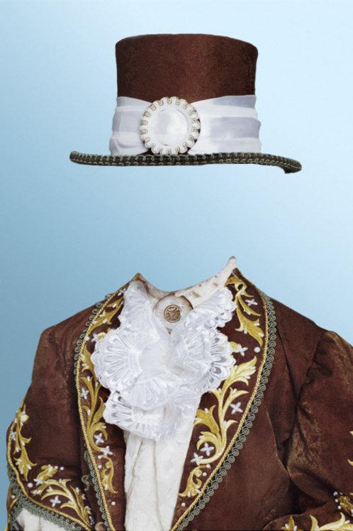 Художествееная обработка в костюм, № 23